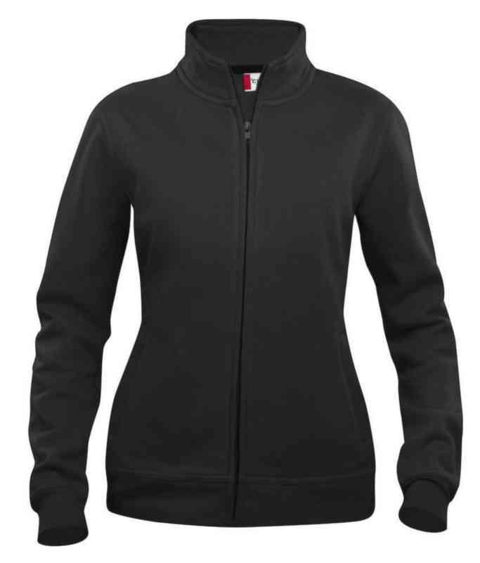 Ahlsell Workwear CLASSIC CARDIGAN SVART 4XL HERR Jacka