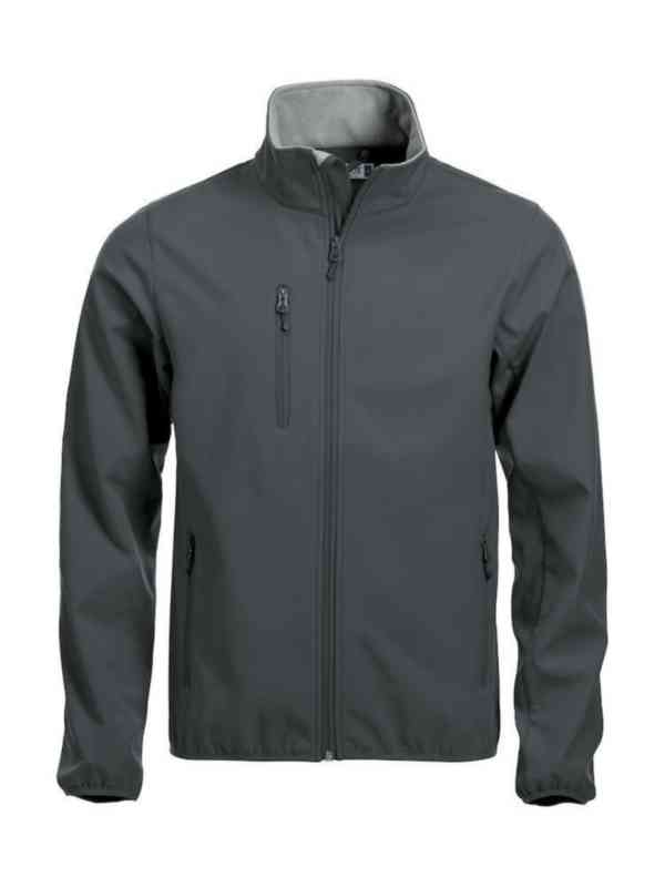 Ahlsell Workwear BASIC HZ ANTRACITMELERAD 3XL Tröja