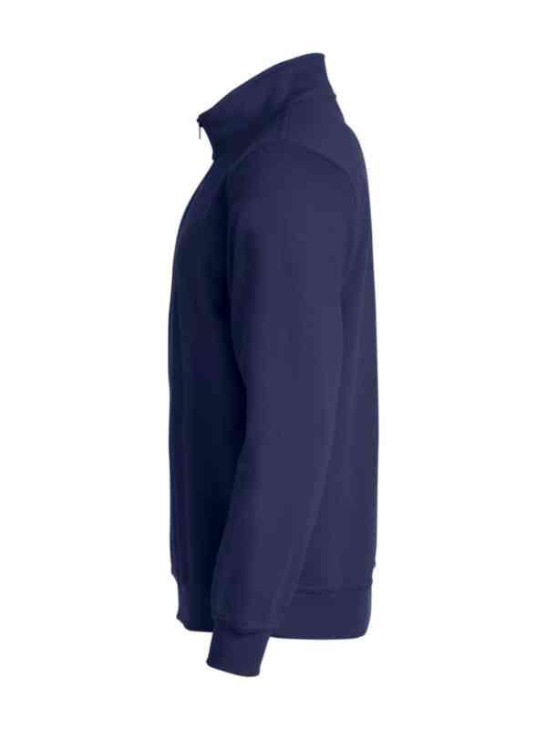 Ahlsell Workwear BASIC HZ MÖRK MARIN 4XL Tröja Clique